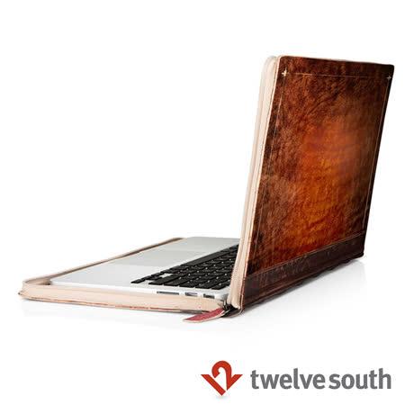 Twelve South BookBook Rutledge MacBook Pro (Retina) 13吋保護套 - 典藏版復古書