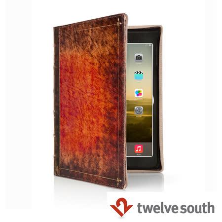 Twelve South BookBook Rutledge 典藏版復古書 iPad Air/Air 2 保護套