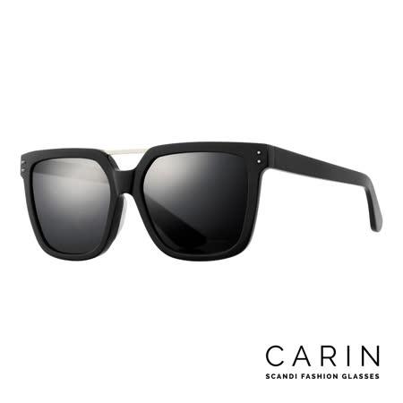 CARIN 韓國名星愛用經典款太陽眼鏡 NEO-C1(黑)