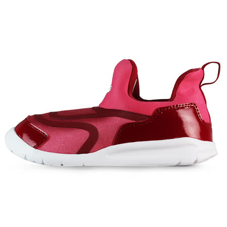 adidas 童 HY-MA C 愛迪達 慢跑鞋 紅 - AQ5108
