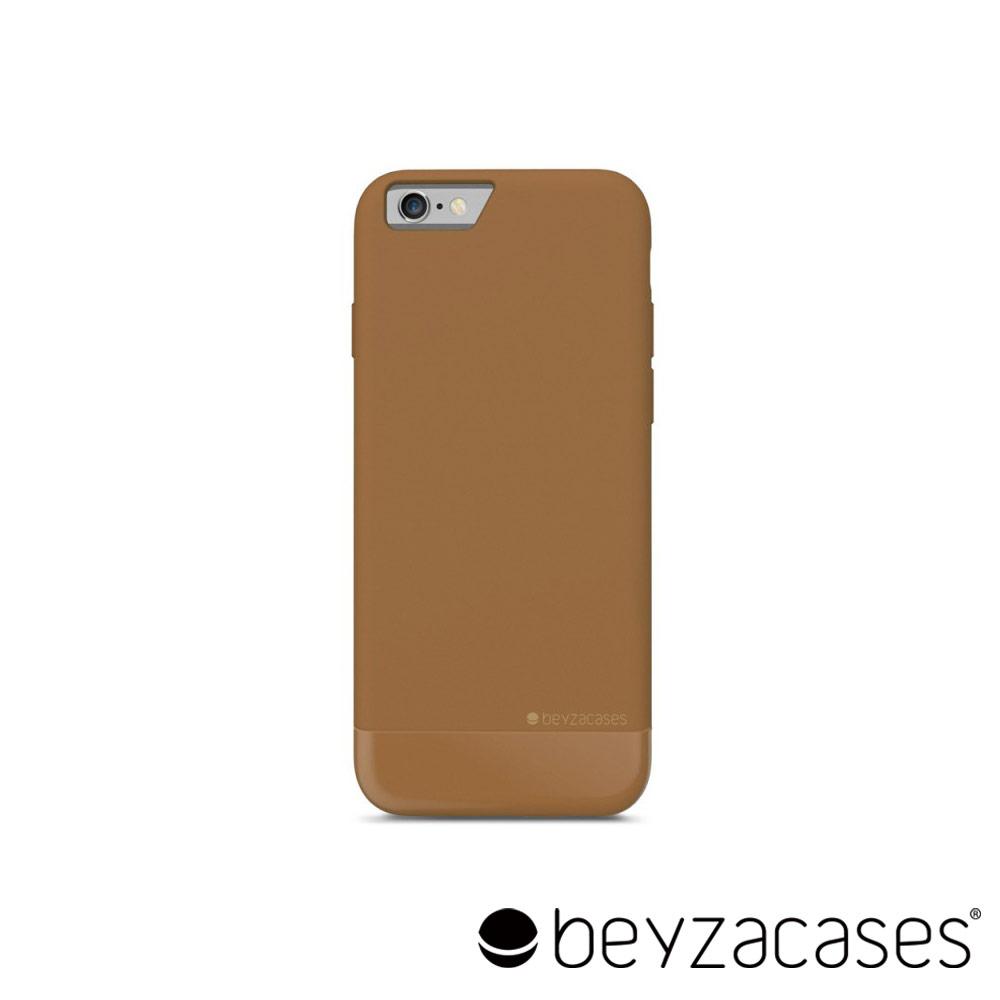 Beyzacases Slide iPhone 6 專用超薄兩件式背蓋 (粉膚色)
