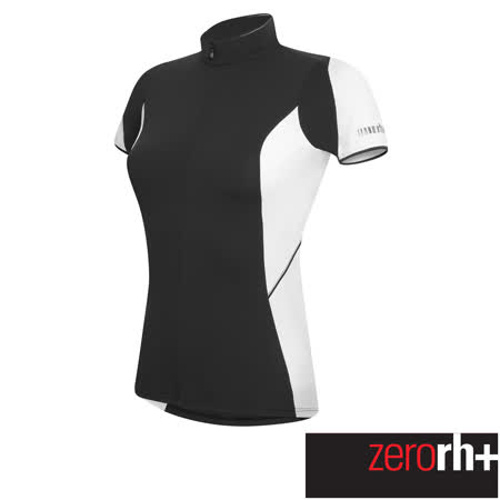 ZeroRH+ 義大利MIRAGE專業自行車衣 (女) ●黑/愛 買 回收白、黑/藍綠、深藍● ECD0251