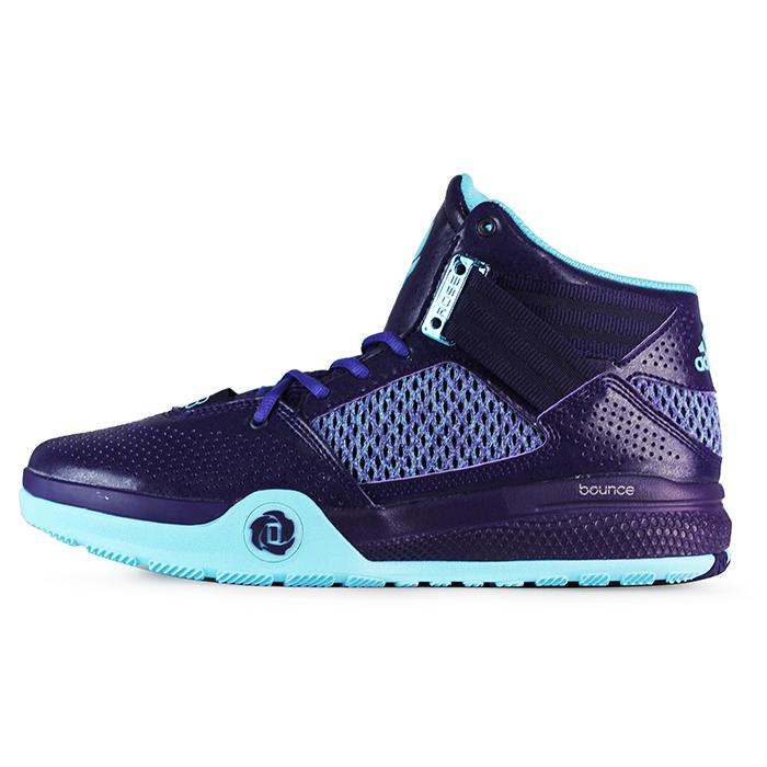 adidas 男 D ROSE 773 IV LUX 愛迪達 籃球鞋 紫藍 ~AQ8243