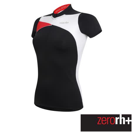 ZeroRH+ 義大利TRINsogo 新竹 店ITY專業自行車衣 (女) ●黑/粉、黑/紅、白/藍、黑/藍● ECD0308