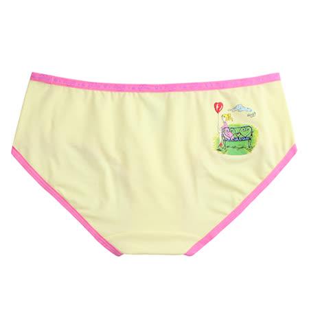 【sloggi】TiAmo愛的進行式系列 平口內褲M-EL(鵝黃)