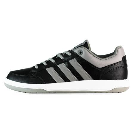 adidas 男 ORACLE VI STR 愛迪達 網球鞋 黑/灰 -D66253