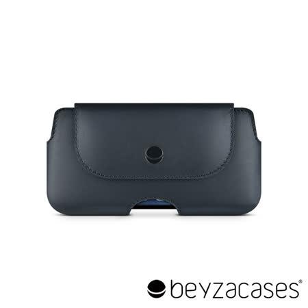 Beyzacases The Hook iPhone 6 專用上掀腰掛皮革保護套 (尊爵黑)
