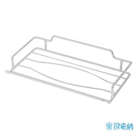 (任選)【歐奇納 OHKINA】隨手貼系列_多功能面紙盒衛生紙置物架(專屬配件不含重複貼掛勾)