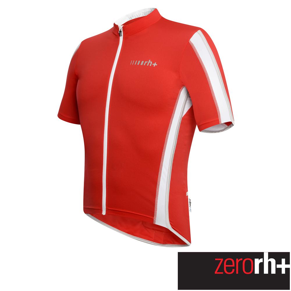 ZeroRH 義大利SPRINT 自行車衣 男  ~紅色、黑黃~ ECU0285