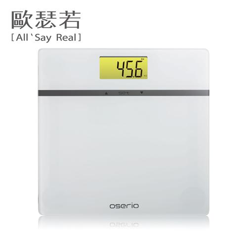 OSERIO-MES-211多功能BMI體重計(白色)