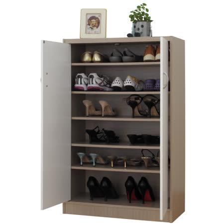 【STOCKAGE】雙門六層鞋櫃/收納櫃