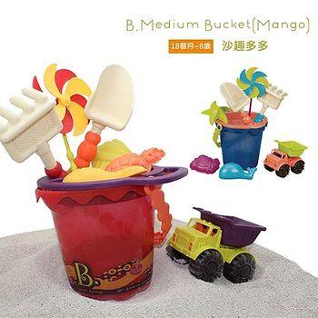 美國B.Toys 沙趣多多 2色