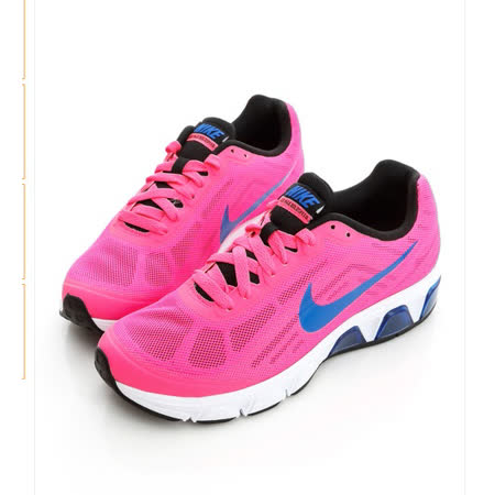 NIKE 女 Wmns Air Max 慢跑鞋 耐吉 桃紅 藍 -654899600