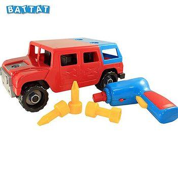 美國B.Toys 悍馬車