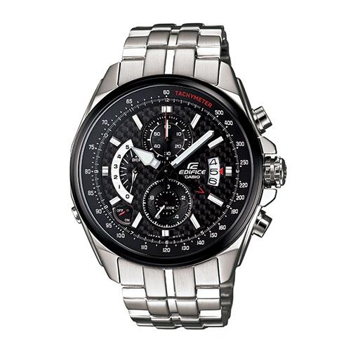 CASIO EDIFICE 碳纖維F1 男用賽車腕錶~45mmEFR~501SP~1A