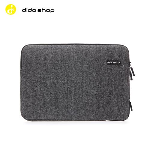 MacBook  11.6吋 英倫人字紋毛呢避震袋 筆電包 電腦包 ^(DH136^)