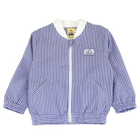 【愛的世界】LOVEWORLD 幼稚園工作圍裙-卡其色 -台灣製-