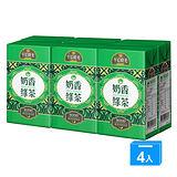 午后時光奶香綠茶250ml*24
