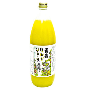 日本青森蘋果汁禮盒(1000ML*2)