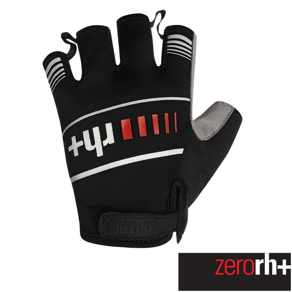 ZeroRH 義大利NEMO 自行車半指手套 ~黑色、紅色~ ECX9062