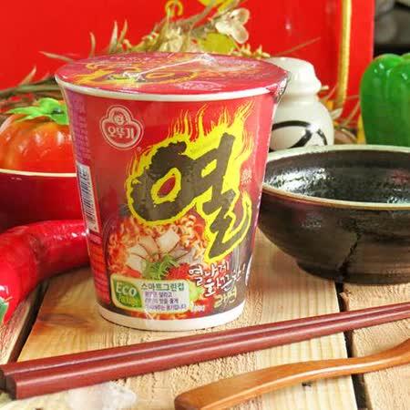 【OTTOGI】韓國不倒翁辛辣拉麵杯麵