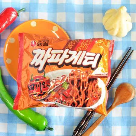 【農心】四川炸醬麵-辣味