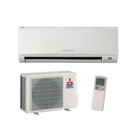 三菱電機 靜音大師(直流變頻-冷專型) 4坪一對一壁掛式MSY-GE25NA/MUY-GE25NA 含標準安裝