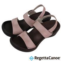 RegettaCanoe _(女款)CJLW-5501優雅樂步休閒鞋-淡粉紅
