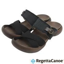 RegettaCanoe _(女款)CJFD-5310優雅樂步休閒鞋-經典黑