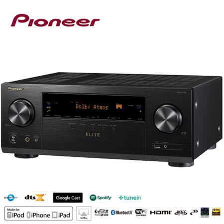 Pioneer先鋒7.2聲道 AV環繞擴大機(VSX-LX101-B)