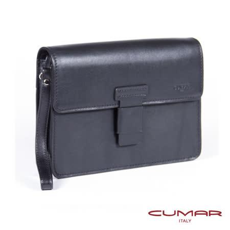 CUMAR 全皮手拿包 (皮製提把可拆卸) 0296-60501