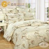 【柔得寢飾】ZEN 雅竹精梳棉四件式床包組 單人尺寸 ZLE17