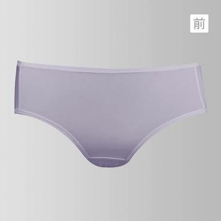 【蕾黛絲】挺素面-3/4罩杯版M-EL低腰褲(沁涼紫)
