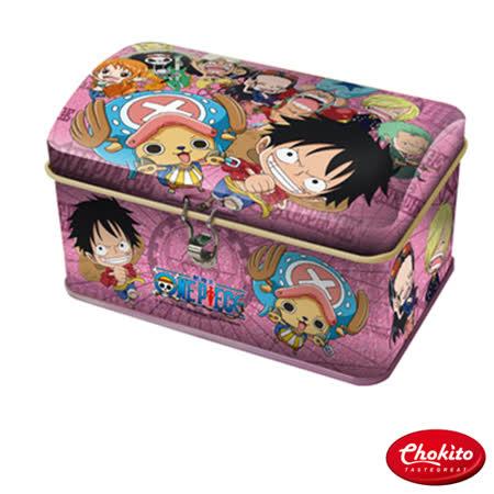 巧趣多航海王西班牙糖果寶藏盒150g