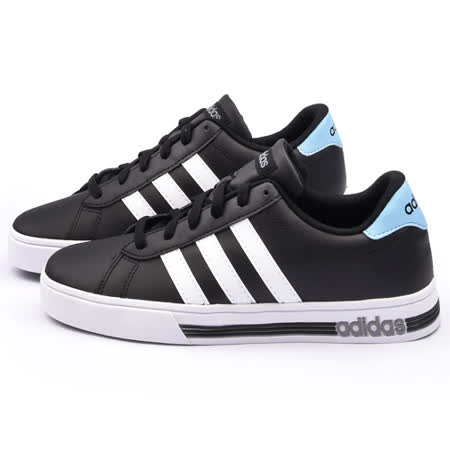 【部落客推薦】gohappy快樂購物網Adidas 男款 Neo Daily 經典休閒鞋F99625-黑效果如何基隆 愛 買 地址