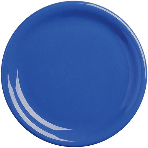 ~EXCELSA~Fashion陶製淺餐盤^(藍19.5cm^)