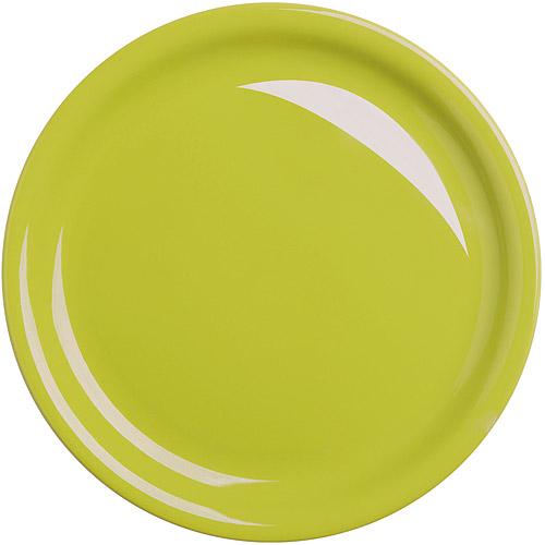 ~EXCELSA~Fashion陶製淺餐盤^(綠26.5cm^)