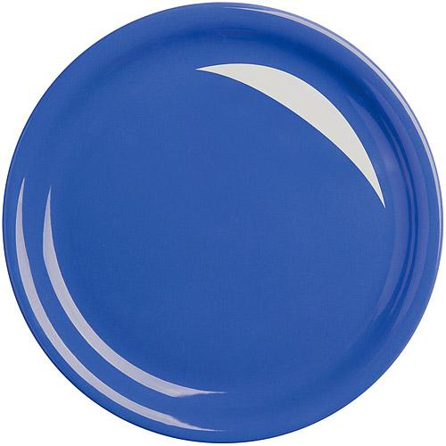 ~EXCELSA~Fashion陶製淺餐盤^(藍26.5cm^)
