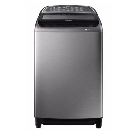 買就送【SAMSUNG三星】13KG手洗Dualwash洗衣機WA13J5750SP/TW