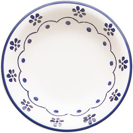 《EXCELSA》陶製濃湯碗(花繪21cm)