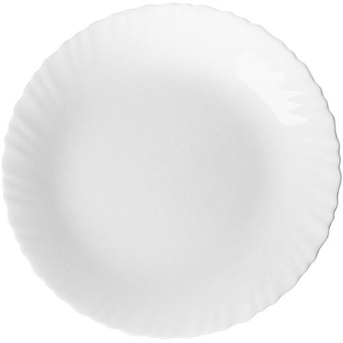 ~EXCELSA~Wave白瓷淺餐盤^(19cm^)