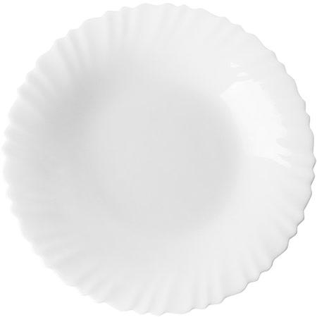 《EXCELSA》Wave白瓷濃湯碗(23cm)