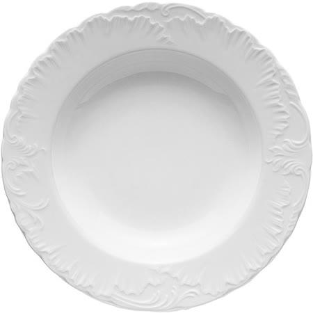 《EXCELSA》Elisa白瓷濃湯碗(22.5cm)