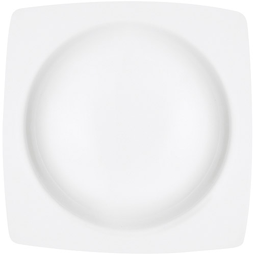 ~EXCELSA~白瓷圓底濃湯碗 方21.5cm