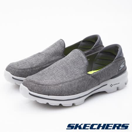 SKECHERS (男) 健走系列 GO Walk 3 - 54053GRY