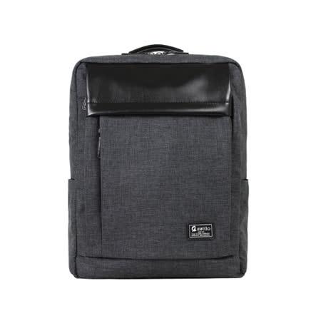 【estilo】簡約風尚系列 韓式風格 兩用後背包-灰