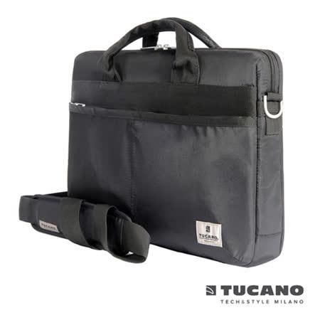 TUCANO Shine slim 15.6吋薄型輕便手提肩背二用電腦包
