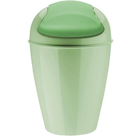 【網購】gohappy線上購物《KOZIOL》搖擺蓋垃圾桶(薄荷綠S)效果如何天母 大葉 高島屋 百貨