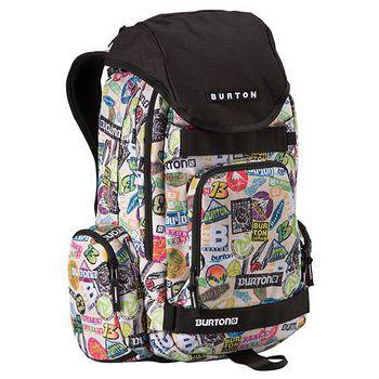 BURTON JPN Shred Scout Backpack 電腦後背包 -貼紙塗鴉