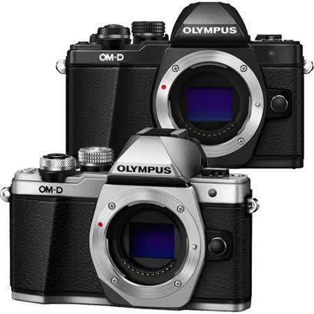 OLYMPUS OM-D E-M10 Mark II Body 機身 EM10M2(EM10,元佑公司貨)-送64G卡+副廠電池+專用快門線+清潔組+保護貼+原廠背包~